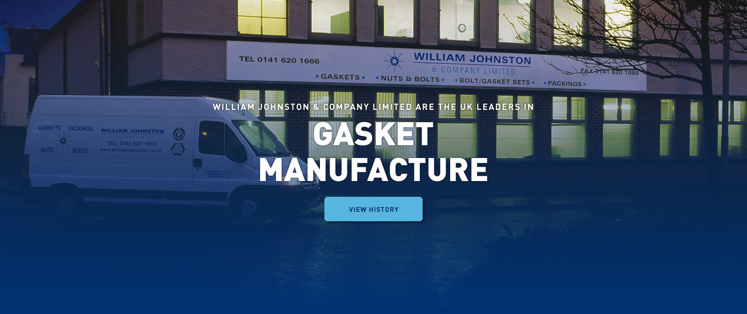 William Johnston Gasket Manufacturers