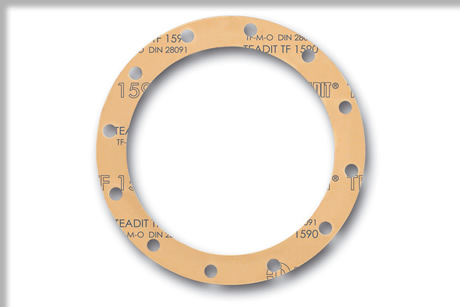 PTFE STRUCTURED & FILLED FDA GASKETS