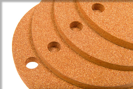 CORK GASKETS AND ROLLS